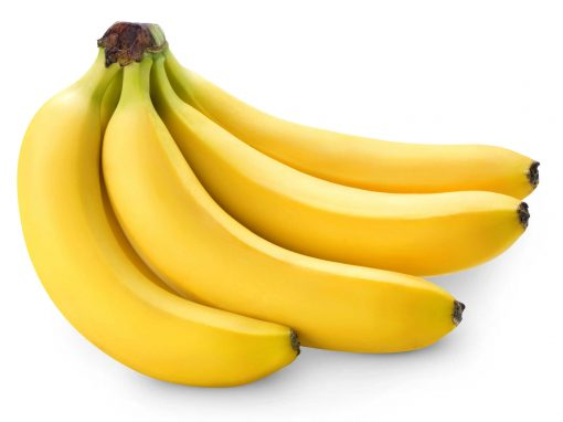 banana exported from Ghana