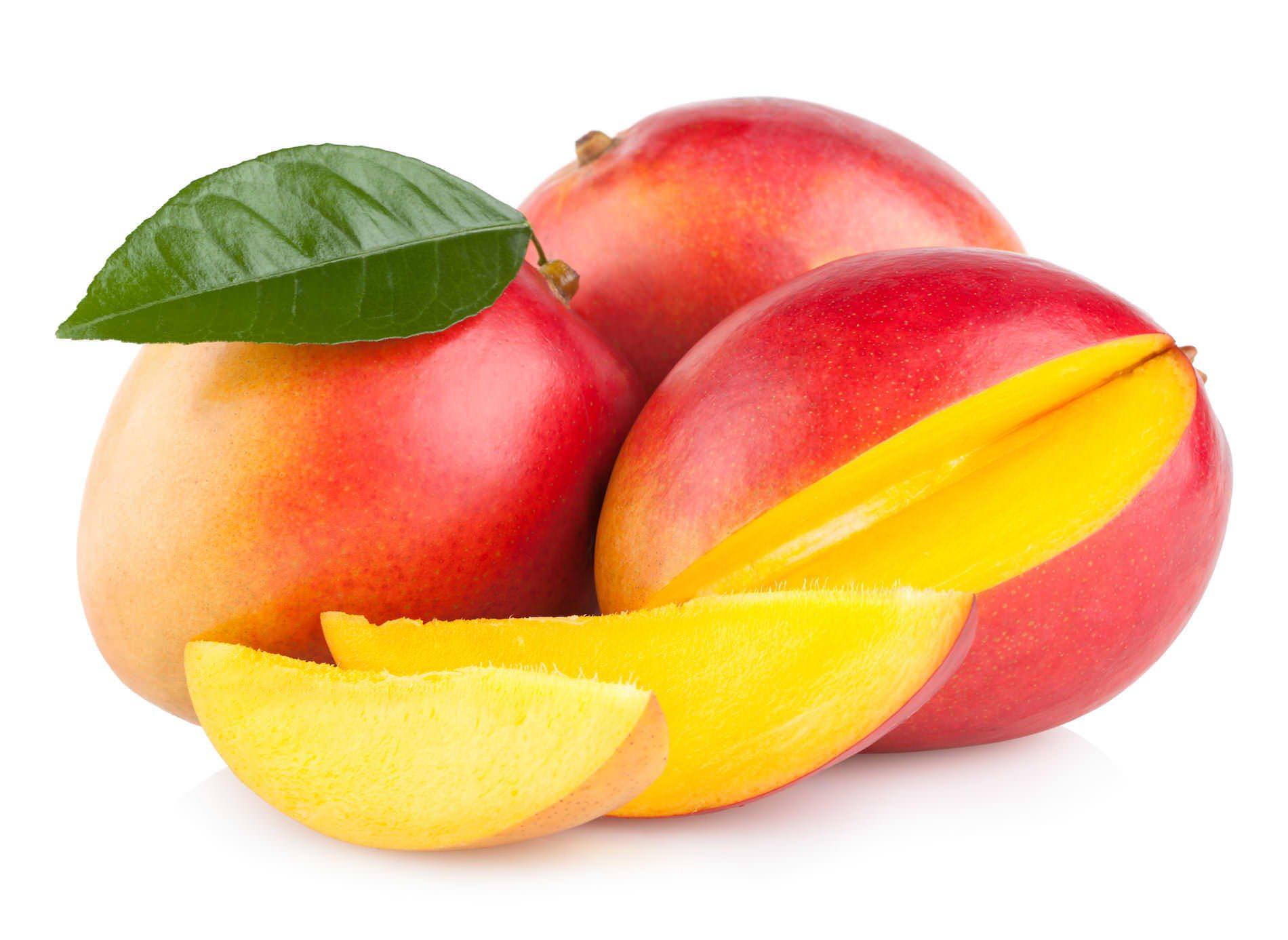 mango from Ghana