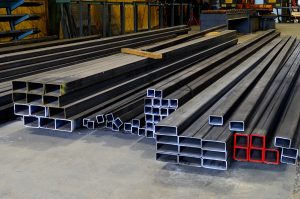 Iron and steel from Ghana